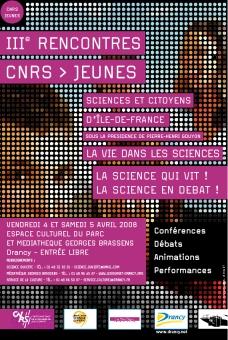 Rencontres CNRS-Jeunes