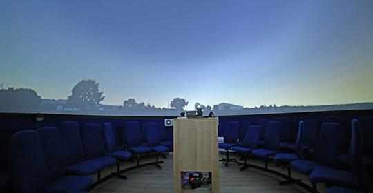 Planétarium Hubert Reeves