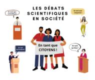 """Stage collégien.ne.s et lycéen.ne.s """"Science et société"""""""